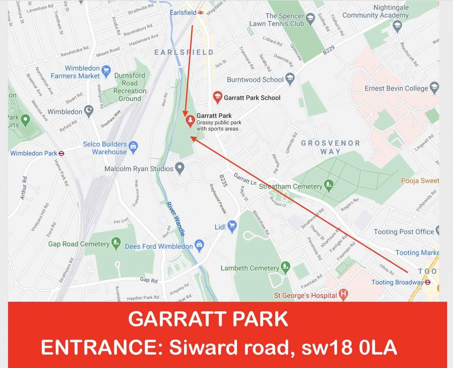 Garratt Park